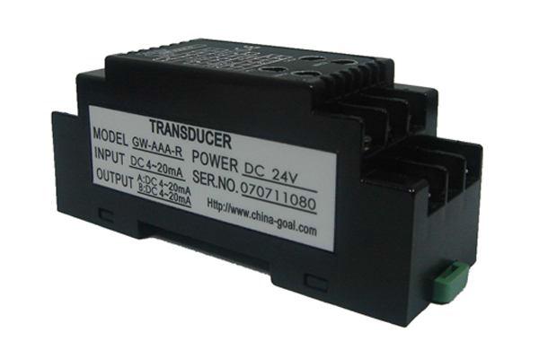 GW-612系列电位计信号隔离分配器